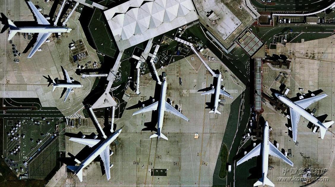 法国巴黎戴高乐国际机场