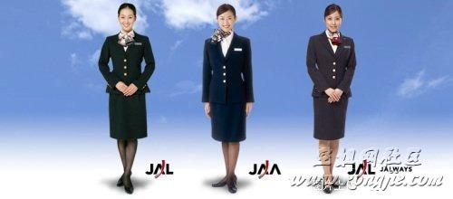 我喜欢的几家航空公司的制服 - 在职自拍 - 空姐网