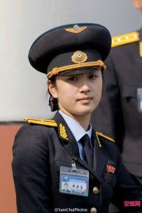 朝鲜空姐是酱紫