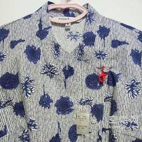 出东航青花瓷衬衣165/36全新长袖短袖