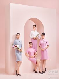 吉祥航空發布第二代全新中式制服,將刺繡和