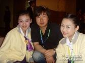 瞧瞧比比,中国最具气质的两大空姐美女