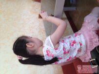 6岁小女飞,美女~