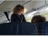 姐是一名空姐,其实没你想的内样(附:照片)