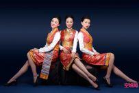 西藏航空空姐制服秀